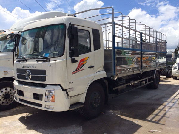 Kích thước thùng xe tải 9 tấn như thế nào thì hợp lý?