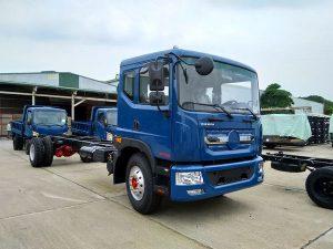 Xe ô tô tải 9 tấn và những lựa chọn có trên thị trường