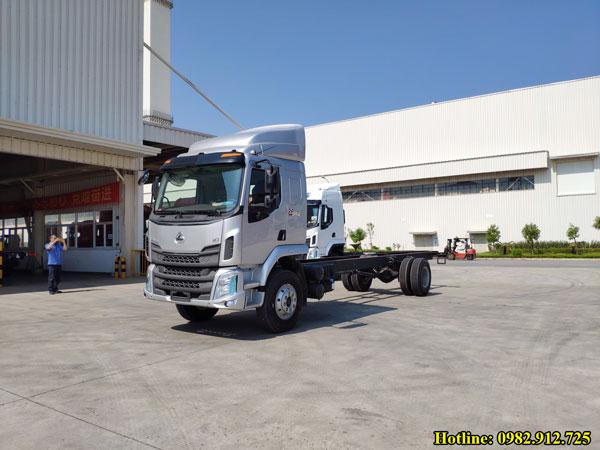 Xe tải Chenglong M3 nhập khẩu 2020 động cơ 6 xylanh